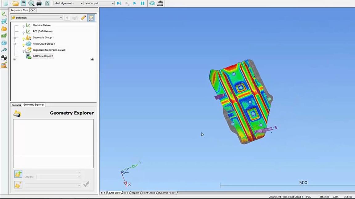 Приобретите универсальное программное обеспечение для поддерживаемых лазерных сканирующих устройств